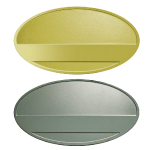 Reusable Metal Badges